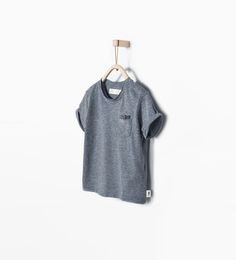 ZARA - KIDS - T-shirt with pocket