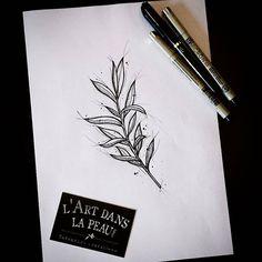 """Résultat de recherche d'images pour """"tatouage branche d'olivier"""""""