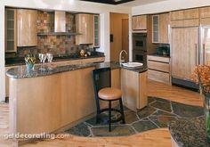 kitchen 2, Beach House