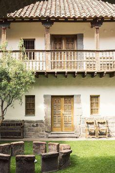 A stay at the luxury botique hotel Inkaterra La Casona Hotel in Cusco, Peru
