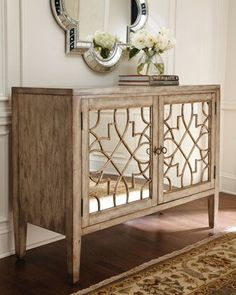 Venice+Cabinet+by+Hooker+Furniture+at+Neiman+Marcus.