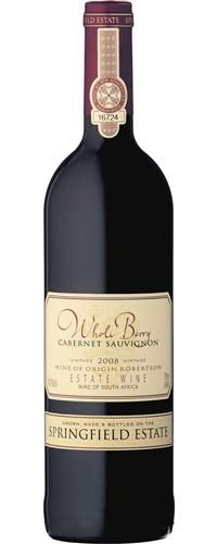 Whole Berry Cabernet Sauvignon, Springfield Estate Berry Names, Fruit Juice, Cabernet Sauvignon, Fine Wine, Decanter, Whiskey, Berries, Beverages, Wine Bottles