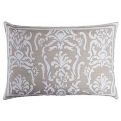 Lili Alessandra Louie Linen Natural Large Decorative Pillow #laylagrayce