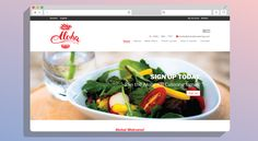 Aloha KB Catering | KNOWN DESIGN CO  #design #webdev #website #CSS3 #HTML5 #jQuery #PHP #Responsive #Wordpress #knowndesignco @alohakbcatering