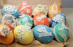 Easter Eggs 5: Glitter kit from Target