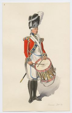 7th Regiment of Foote- 1790's