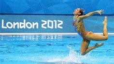 Australia perform in the Free Routine final #Olympics Olympics