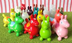 Gymnic Rody Inflatable Hopping Horse