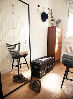 Reforma de un piso para una ilustradora #hogarhabitissimo