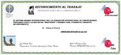 Reconocimientos 2014: Virgilio Ponce Distinción Pablo de la Torriente Brau