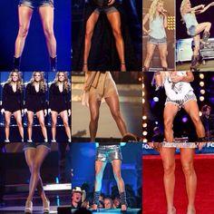 Carrie underwood leg appreciation