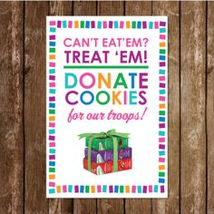 ★★★★★★★★★WELCOME★★★★★★★★★ This listing is for a: Girl Scout Donation Sign This is the perfect addition to your cookie booths! You will receive a printable file downloadable upon purchase. No physical items will be shipped. ★ Size: 20 x 30 (Convo us if you need a custom size) ★