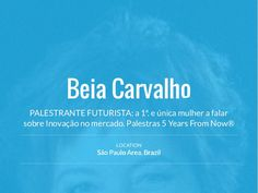 Professional Journey - Beia Carvalho by Beia Carvalho via slideshare