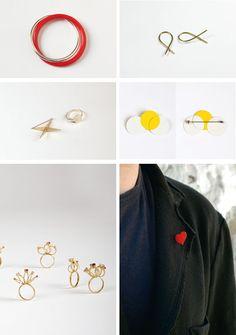 El joyero y diseñador Marc Monzó estudió en la Escola Massana de Barcelona. Sus creaciones se caracterizan por su enfoque fresco y lúdico a la forma y la función del objeto creado.