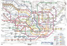 How to Ride the Tokyo Metro Without Reading Japanese