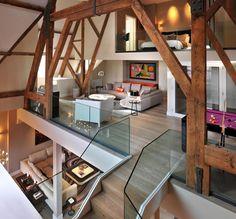 Un magnifique penthouse londonien créé par TG Studio