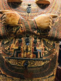 The deceased's body also had to preserved, as the Ancient Egyptians believed the soul (ba) and Egyptian Mythology, Egyptian Symbols, Ancient Egyptian Art, Ancient Aliens, Ancient History, Egyptian Goddess, European History, Ancient Greece, American History