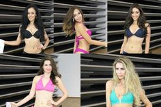 Miss Supranational 2016 contestants in Evening Gown and Swimsuit Competition