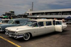 1959 Cadillac Limousine | by Michelle ~ Blacky ~ Champaz's Captures....