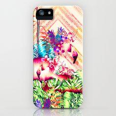 Flamingo Print - Free shipping WORLDWIDE until may 11 2014: http://society6.com/GabriellaLaruccia?promo=082f34 Flamingo Miranda iPhone & iPod Case by Gabriella Laruccia - $35.00