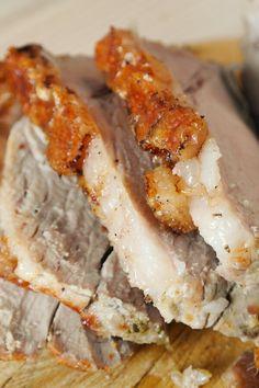 Pork Roast Recipes, Pork Tenderloin Recipes, Pork Loin, Meat Recipes, Mexican Food Recipes, Cooking Recipes, White Meat, Pork Dishes, Roasts