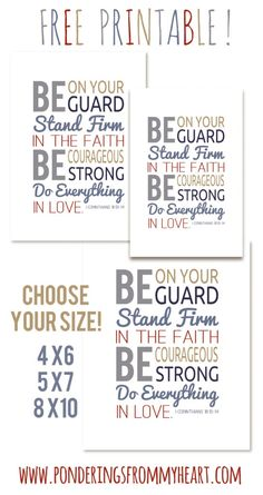 Diy wood signs quotes bible verses free printable ideas for 2019 Boy Printable, Printable Bible Verses, Printable Quotes, Scripture Art, Printable Wall Art, Free Printables, Printable Prayers, Scripture Memorization, Gifts For Teen Boys