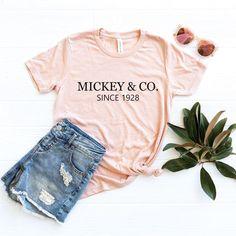 Saturyay T Shirt for Youth Girls, Peach Tee Cute Disney Shirts, Cute Disney Outfits, Disney World Outfits, Cute Outfits, Disney Clothes, Disney Fashion, Disneyland Outfits, Shirts For Teens, Outfits For Teens