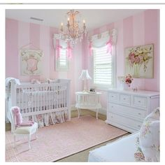 Love this Lil girls room