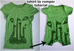 DIY T-Shirt Romper + FREE PATTERN I have been preparing a lot to get ready for this week, and I am so excited to share it with you! Do you remember the original tshirt rompe… - Cute Adorable Baby Outfits Sewing Patterns Free, Free Sewing, Clothing Patterns, Free Pattern, Pattern Sewing, Baby Romper Pattern Free, Onesie Pattern, Baby Outfits, Sewing Clothes