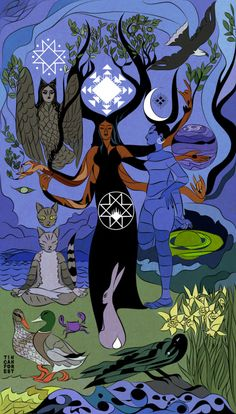 Obelix, Psy Art, Arte Obscura, Occult Art, Witch Art, Hippie Art, Psychedelic Art, Aesthetic Art, Dark Art