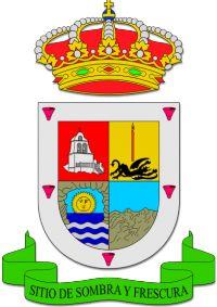 #ayuntamientodetijarafe#LaPalma#Canarias#escudo#sitiodesombrayfrescura