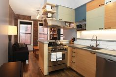 East Village, New York - Amazing Micro-Apartments - Forbes