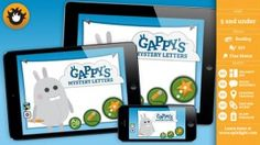 Having played Gappy apps before (as well as other Spinlight Studio apps), I was excited to try this one out.  I love it!  With Gappy's Myste...