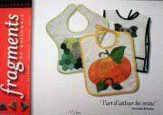L'Art d'utiliser les restes; auteur Smaranda BOURGERY; http://petit-patch-smaranda.blogspot.com/p/mes-livres.html