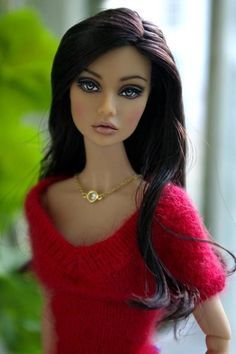 "Poppy Parker says ""Don't call me Barbie! Beautiful Barbie Dolls, Pretty Dolls, Cute Dolls, Barbie I, Barbie World, Barbie Clothes, Fashion Royalty Dolls, Fashion Dolls, Fashion Art"