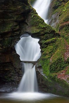 """Merlin's Well"" Cornwall, England"