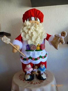 Santa Christmas, Christmas Crafts, Xmas, Ideas Para Fiestas, Zara Kids, Felt Crafts, Kids Girls, Kitten, Holiday Decor