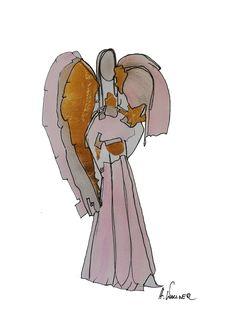 engel4you.com / Alle brauchen einen Schutzengel! #engel4you Angel, Guardian Angels, Christmas, Angels
