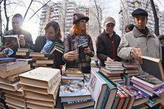 Коммерческий книжный рынок в России начнет восстанавливаться в 2017 году,