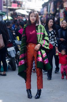 Manava: street fashion, middle class, relaxed upper class/so on India Fashion, Fashion Wear, Boho Fashion, Street Fashion, Street Style India, Casual Street Style, Traditional Fashion, Indian Attire, Character Outfits