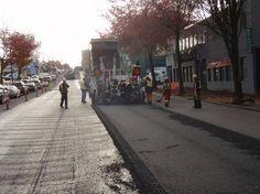 Vancouver pavimenta sus calles con plástico reciclado
