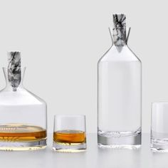 Joe Doucet Alba whiskey collection for Nude