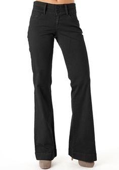 Stretch Twill Double-Button Trouser @Catalog Spree Alloy November 2011