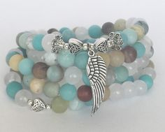 A personal favorite from my Etsy shop https://www.etsy.com/listing/227081637/protection-and-guidance-angel-wing