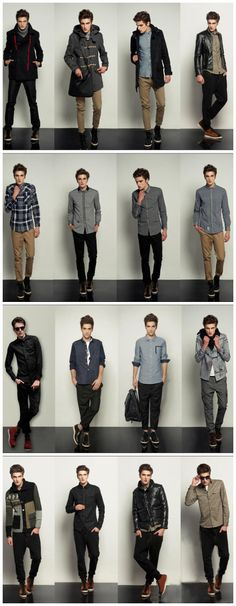 I wonder how I can get my BF to dress like this... | Raddest Looks On The Internet http://www.raddestlooks.net