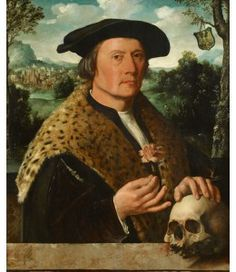 Kaartjes sturen Jacob Cornelisz. van Oostsanen, Gewonnen os