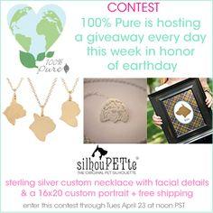 Win a Silhoupette Prize Package  https://www.100percentpure.com/Articles.asp?ID=272