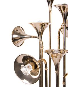 Don't miss the change to have one of this beautiful mid-century modern lighting designs in your contemporary interior design home | www.delightfull.eu #delightfull #uniquelamps #interiordesigndecor