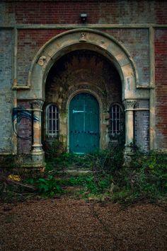 abandoned girl school in england