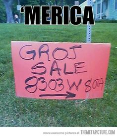 Funny pictures about Welcome to 'merica. Oh, and cool pics about Welcome to 'merica. Also, Welcome to 'merica. Lol, Haha Funny, Funny Stuff, Funny Shit, Random Stuff, That's Hilarious, I Love To Laugh, Make You Smile, Thats The Way